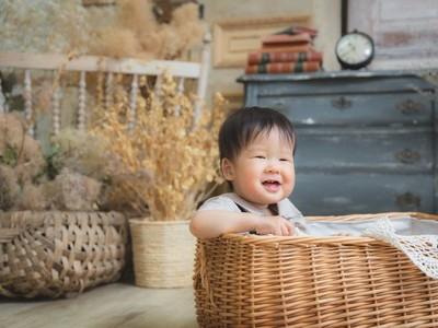 10ヶ月・4才・なんでもない日記念
